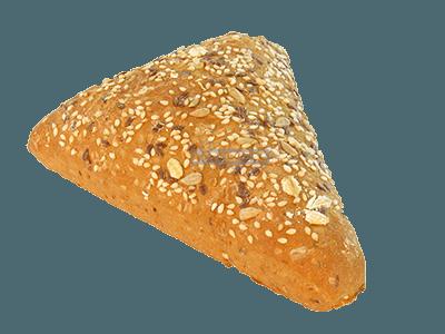 Dreiecksbrötchen 90g