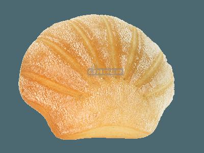 Muschelbrötchen hell 85g