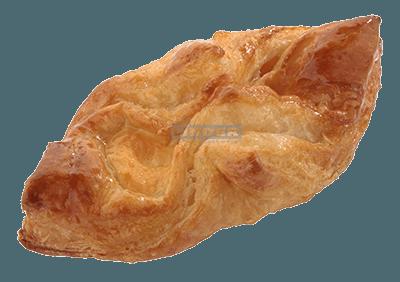 Blätterteig-Quarktasche