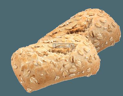 Mini-Haferflockenbrötchen 40g
