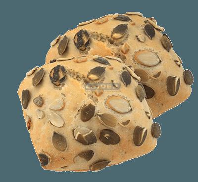 Mini-Kürbiskernbrötchen 40g