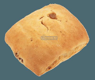 Quark-Rosinen-Brötchen